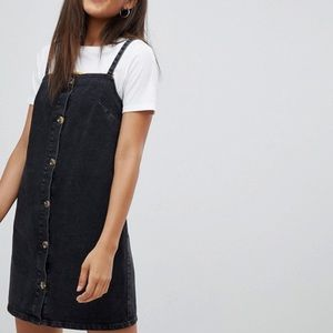 ASOS Denim Mini Dress NWT